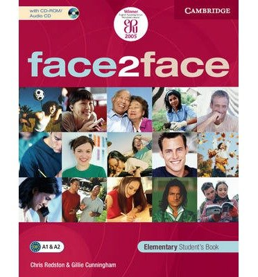 face2face Elementary Student's Book with CD ROM/Audio CD (Face2face) (Mixed media product) - Common