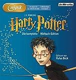 Hörbuch - Harry Potter: Die komplette Hörbuch Edition auf CD - Gelesen von Rufus Beck