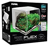 Best Fluval Aquariums - Fluval Flex Curved Glass LED Nano Aquarium Fish Review