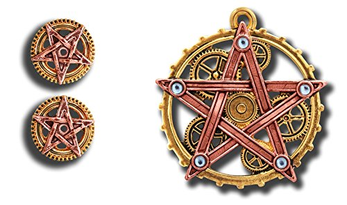 Penta Meridia-Pentagram...
