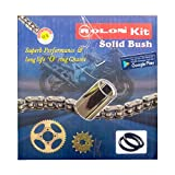 Rolon chain and Sprocket Kit : Apache RTR 160 ('O' Ring Chain)