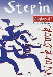Step In : Anglais, 4e LV1 (Cahier d'activités)