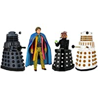 Underground Toys Doctor Who Revelation Of The Dalek's Collector's Set
