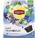 Lipton Lipton Infusion Nuit Tranquille 12 Capsules Compatibles Nescafé Dolce Gusto 30 g - Pack de 4