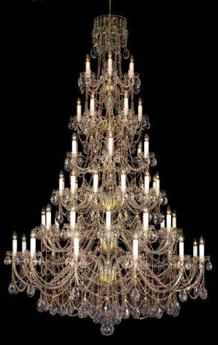Calidad de cristal de Bohemia araña de cristal hermoso