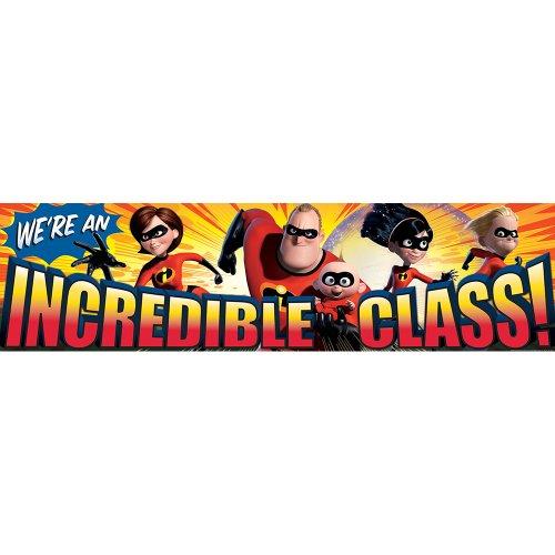 Eureka Incredibles Incredible Class Classroom Banner