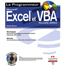 Excel 2007 et VBA versions 1997 à 2007