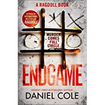 Endgame: The explosive new thriller from the bestselling author of Ragdoll (A Ragdoll Book)