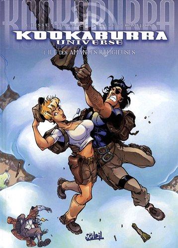 Kookaburra Universe, Tome 11 : L'île des amantes religieuses