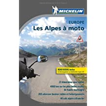 Les Alpes  moto Europe