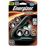 Energizer READERLITE Leseleuchte / Klemmleuchte / Stilleuchte für Bücher, E-Book-Reader inkl. 6x Panasonic CR2032 Ersatzbatterien