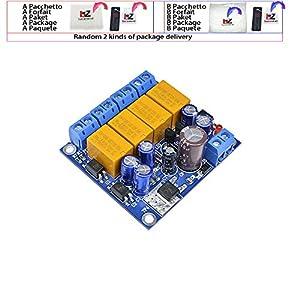 Digitaler AMP Verstärker Lautsprecher-Schutzplatine BTL Steady für TDA7492 TDA7498TPA3116 4-Wege-Kanal-Modul AC DC 12 V-32 V