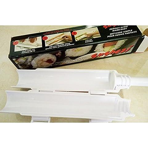 LanLan Household Sushi Making Kit Sushi Rolls Tool DIY Volume Sushi Machine