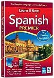 Learn It Now - Spanish Premier (PC/Mac)