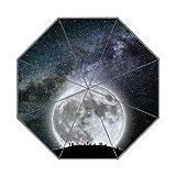Kundenspezifischer faltbarer Umbrella Diy personifizierter Entwurfs-beweglicher Reise-Regenschirm f¨¹r Sonne und Regen
