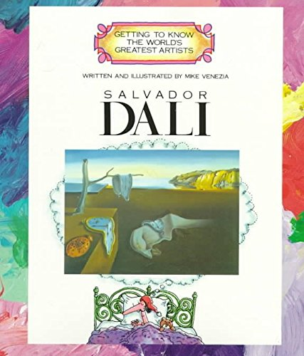 [Salvador Dali] (By: Mike Venezia) [published: October, 1999]