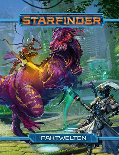 Starfinder Paktwelten (Starfinder / Regelwerke)
