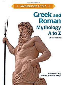 Greek and Roman Mythology A to Z (English Edition) de [Daly, Kathleen N.]