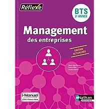 Management des entreprises - BTS 2ème année - Collection Réflexe