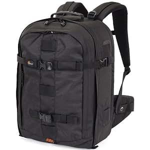 Lowepro Pro Runner 450 AW SLR-Kamerarucksack (für SLR, Zubehör und 17-Zoll-Notebook) schwarz