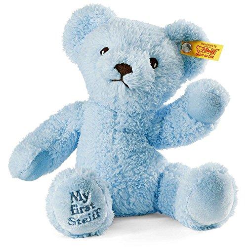 Steiff 240928 My first Steiff Teddybär hellblau 24 cm
