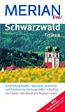 MERIAN live! Reiseführer Schwarzwald Freiburg - Anja Bech