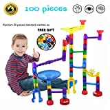 Best LEGO Gift For 4 Year Olds - Marble Run Toy for Kids FUCNEN Marble Runs Review