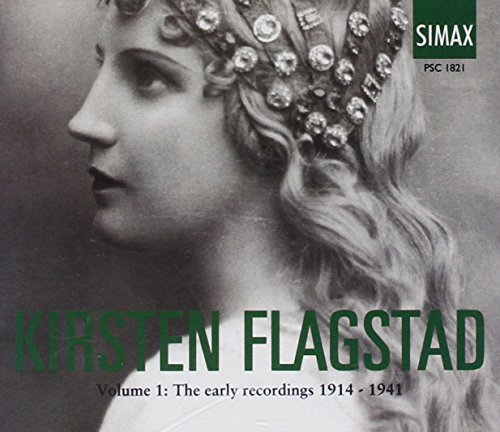 Kirsten Flagstad Vol. 1