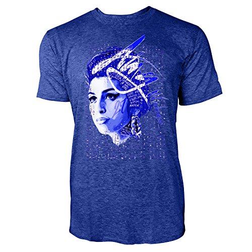 club-27-amy-shirt-modernes-herren-t-shirt-mit-stylischen-aufdruck-l-heather-blue