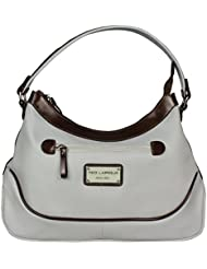 Sac épaule forme banane Ted Lapidus Tonic TL NY4026 - Beige
