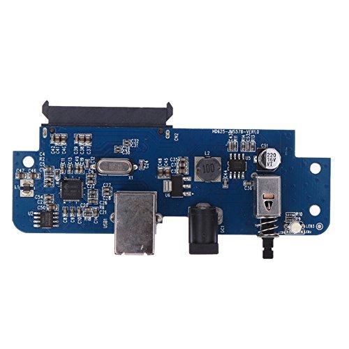 Adaptador USB 3.0 Demiawaking Tarjeta De Adaptador USB 3.0 a SATA Para...