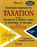 Systematic Approach to TAXATION [A.Y. 2016-2017]