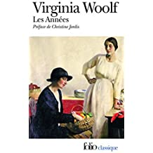 Les Années by Virginia Woolf (2008-01-17)