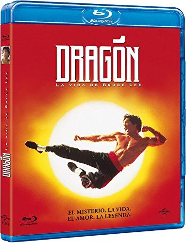 Dragón: La Vida De Bruce Lee [Blu-ray]