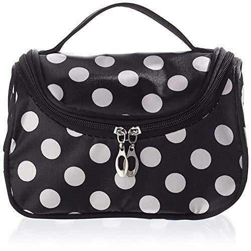 Sungpunet Punkt-Muster-Make-up-Handtasche wasserdichter kosmetischer Spielraum-Beutel Multi Gebrauch...