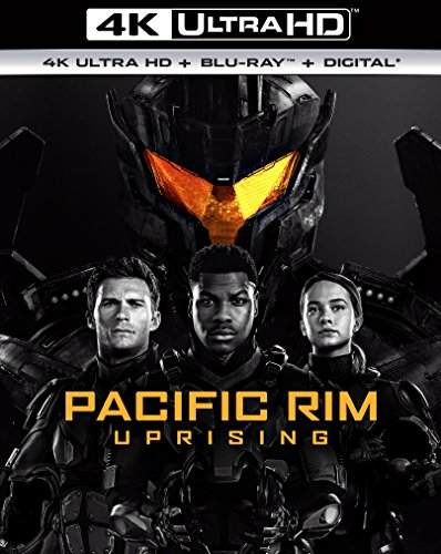Pacific Rim Uprising (4KUHD and Blu-Ray Plus Digital Download)