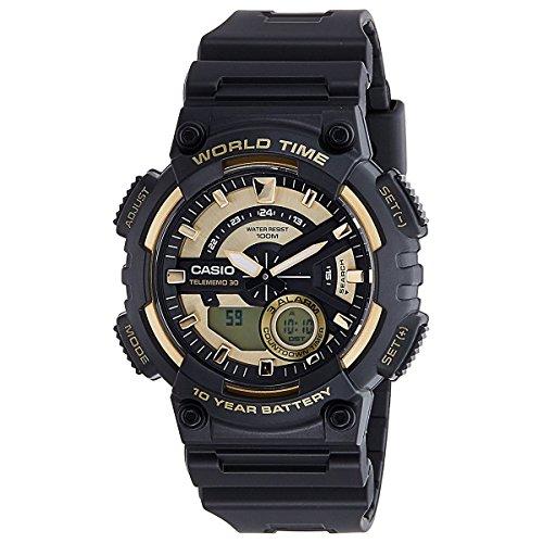 Casio Collection Herren-Armbanduhr AEQ-110BW-9AVEF