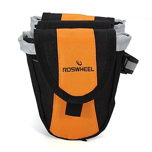 Roswheel Fahrrad Mountainbike Taschen Multi-Funktions-Fahrrad-Taschen Gelb