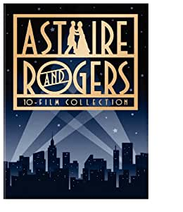 Astaire & Rogers Ultimate Collector's Edition [DVD] [Region 1] [US Import] [NTSC]