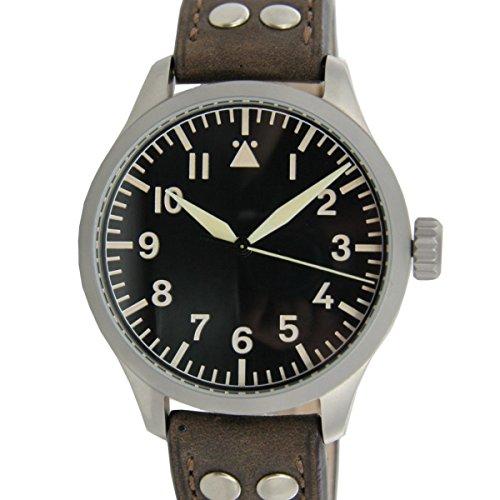 Aristo uomo orologio da polso Automatico ACCIAIO INOX osservatori 3H143A