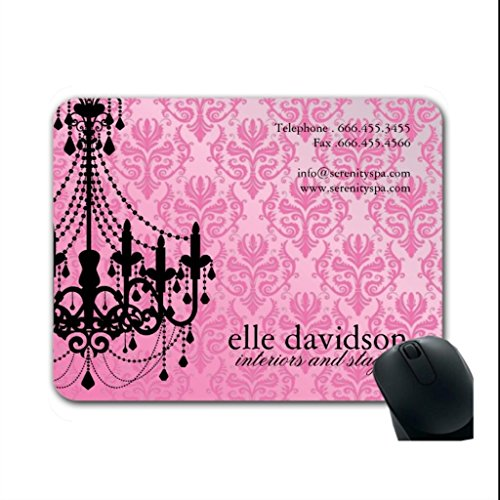 Ring Lily Interior Design-Big Mouse Pads Anne 12.87in Event Mauspad