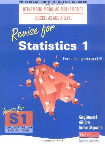 Edexcel Statistics 1 Textbook Pdf