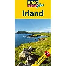 ADAC Reiseführer plus Irland: Mit extra Karte zum Herausnehmen