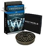Westworld Stagione Uno: Il Labirinto (3 Blu-Ray) + Maze Toy