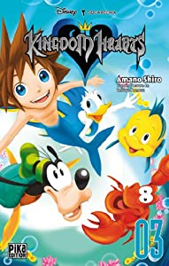 Kingdom Hearts Edition simple Tome 3