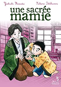 Une sacrée mamie Edition simple Tome 5