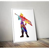 Poster Final Fantasy - Cloud Pos