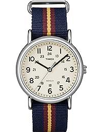 Timex Unisex-Armbanduhr Analog Quarz Kunststoff T2P234PF