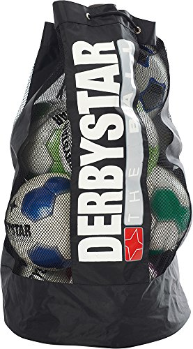 Derbystar Ballsack 22 Bälle, 46 x 130 cm, schwarz, 4519000200