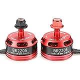 KINGDUO Racerstar Racing Edition 2205 Br2205 2800Kv 2-4S Motor Sin Escobillas para x180 x210 x220 RC...